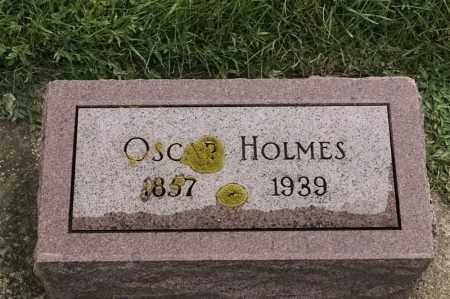 HOLMES, OSCAR - Lincoln County, South Dakota | OSCAR HOLMES - South Dakota Gravestone Photos