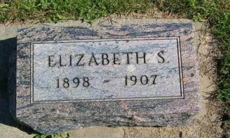 HOVELSRUD, ELIZABETH S - Lincoln County, South Dakota | ELIZABETH S HOVELSRUD - South Dakota Gravestone Photos