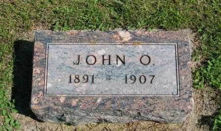 HOVELSRUD, JOHN O - Lincoln County, South Dakota | JOHN O HOVELSRUD - South Dakota Gravestone Photos