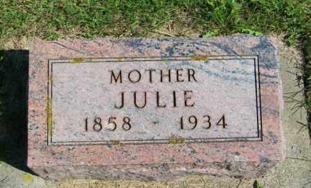 HOVELSRUD, JULIE - Lincoln County, South Dakota | JULIE HOVELSRUD - South Dakota Gravestone Photos
