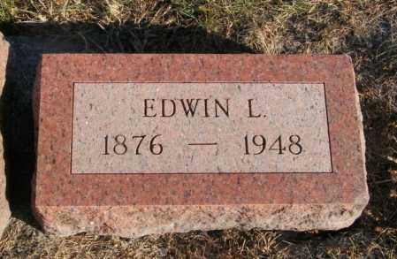 INGEBRITSON, EDWIN L - Lincoln County, South Dakota   EDWIN L INGEBRITSON - South Dakota Gravestone Photos