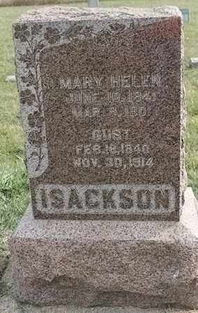 ISAKSON, GUST - Lincoln County, South Dakota | GUST ISAKSON - South Dakota Gravestone Photos