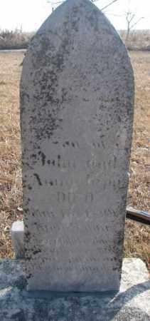 JEPP, INFANT - Lincoln County, South Dakota   INFANT JEPP - South Dakota Gravestone Photos