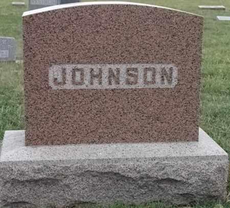 JOHNSON FAMILY PLOT, JOHN F - Lincoln County, South Dakota | JOHN F JOHNSON FAMILY PLOT - South Dakota Gravestone Photos