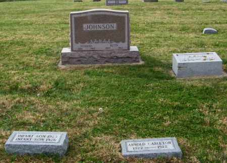 JOHNSON PLOT, HERMAN - Lincoln County, South Dakota | HERMAN JOHNSON PLOT - South Dakota Gravestone Photos
