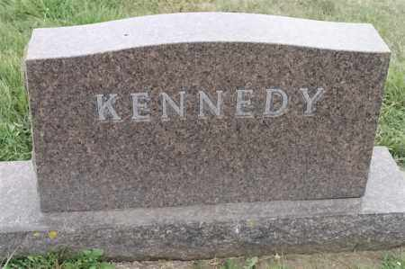 KENNEDY FAMILY PLOT, RAY - Lincoln County, South Dakota | RAY KENNEDY FAMILY PLOT - South Dakota Gravestone Photos