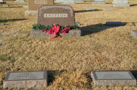KNUTSON PLOT, PETER - Lincoln County, South Dakota   PETER KNUTSON PLOT - South Dakota Gravestone Photos