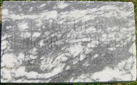 KRUEGER, HERMAN - Lincoln County, South Dakota   HERMAN KRUEGER - South Dakota Gravestone Photos