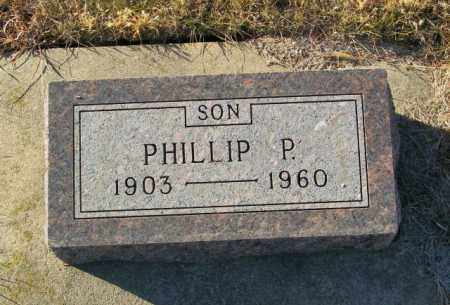 LAPPEGARD, PHILLIP P - Lincoln County, South Dakota | PHILLIP P LAPPEGARD - South Dakota Gravestone Photos