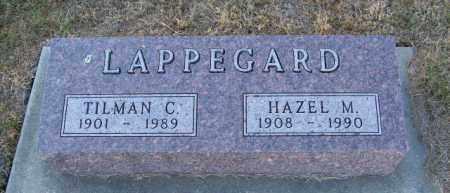LAPPEGARD, HAZEL M - Lincoln County, South Dakota | HAZEL M LAPPEGARD - South Dakota Gravestone Photos