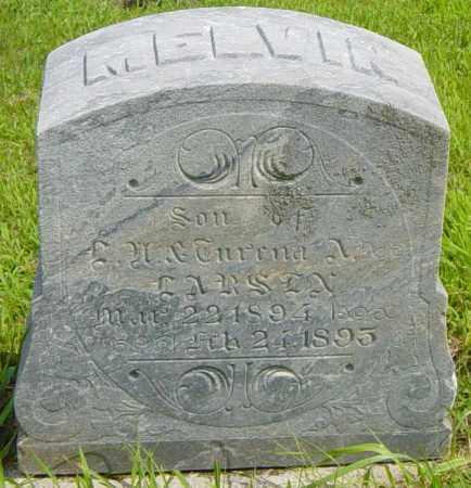 LARSEN, MELVIN - Lincoln County, South Dakota | MELVIN LARSEN - South Dakota Gravestone Photos