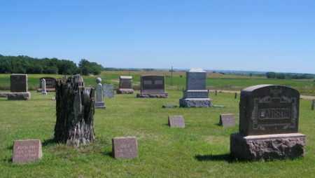 LARSON PLOT, NELS - Lincoln County, South Dakota   NELS LARSON PLOT - South Dakota Gravestone Photos