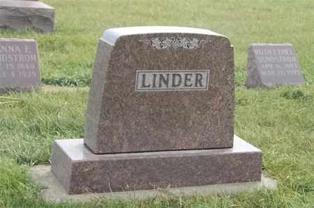 LINDER FAMILY PLOT, CARL - Lincoln County, South Dakota | CARL LINDER FAMILY PLOT - South Dakota Gravestone Photos