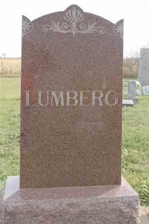 LUMBERG FAMILY PLOT, ED - Lincoln County, South Dakota | ED LUMBERG FAMILY PLOT - South Dakota Gravestone Photos