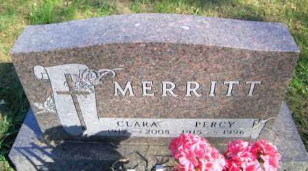 MERRITT, CLARA - Lincoln County, South Dakota | CLARA MERRITT - South Dakota Gravestone Photos
