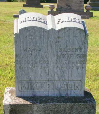 MIKKELSON, MARIA - Lincoln County, South Dakota | MARIA MIKKELSON - South Dakota Gravestone Photos