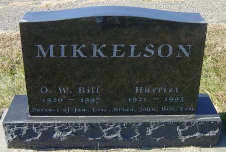 """MIKKELSON, HARRIET """"HATTIE"""" - Lincoln County, South Dakota   HARRIET """"HATTIE"""" MIKKELSON - South Dakota Gravestone Photos"""