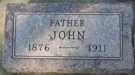 MILLAGE, JOHN - Lincoln County, South Dakota   JOHN MILLAGE - South Dakota Gravestone Photos