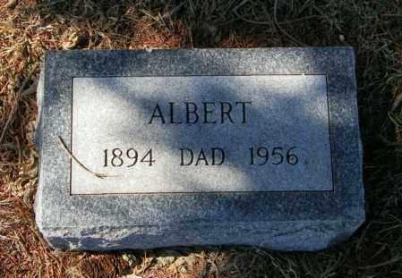 MILLER, ALBERT - Lincoln County, South Dakota | ALBERT MILLER - South Dakota Gravestone Photos