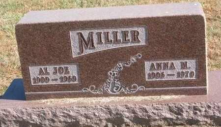 MILLER, AL JOE - Lincoln County, South Dakota | AL JOE MILLER - South Dakota Gravestone Photos
