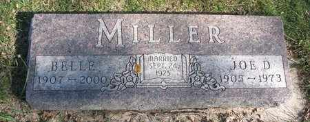 MILLER, BELLE - Lincoln County, South Dakota | BELLE MILLER - South Dakota Gravestone Photos