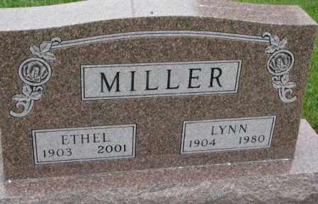 MILLER, ETHEL - Lincoln County, South Dakota | ETHEL MILLER - South Dakota Gravestone Photos
