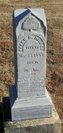 MILLER, FRANK O - Lincoln County, South Dakota | FRANK O MILLER - South Dakota Gravestone Photos