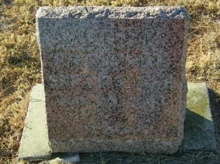 MILLER, FREDRICKA - Lincoln County, South Dakota | FREDRICKA MILLER - South Dakota Gravestone Photos