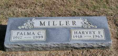 MILLER, PALLMA C - Lincoln County, South Dakota | PALLMA C MILLER - South Dakota Gravestone Photos