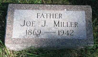 MILLER, JOE J. - Lincoln County, South Dakota | JOE J. MILLER - South Dakota Gravestone Photos