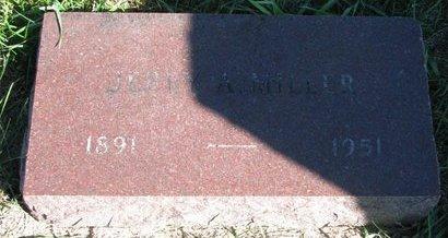 MILLER, JERRY A. - Lincoln County, South Dakota | JERRY A. MILLER - South Dakota Gravestone Photos