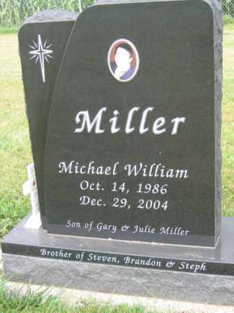 MILLER, MICHAEL WILLIAM - Lincoln County, South Dakota | MICHAEL WILLIAM MILLER - South Dakota Gravestone Photos