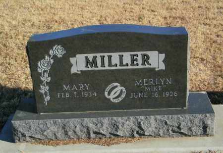 MILLER, MERLYN - Lincoln County, South Dakota | MERLYN MILLER - South Dakota Gravestone Photos