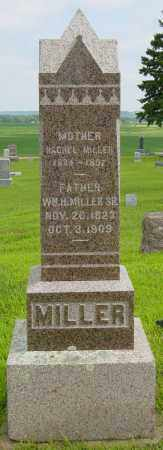 MILLER, RACHEL - Lincoln County, South Dakota   RACHEL MILLER - South Dakota Gravestone Photos