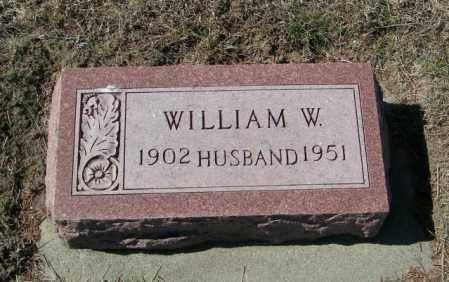 MILLER, WILLIAM W - Lincoln County, South Dakota   WILLIAM W MILLER - South Dakota Gravestone Photos