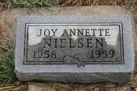 NIELSEN, JOY ANNETTE - Lincoln County, South Dakota | JOY ANNETTE NIELSEN - South Dakota Gravestone Photos
