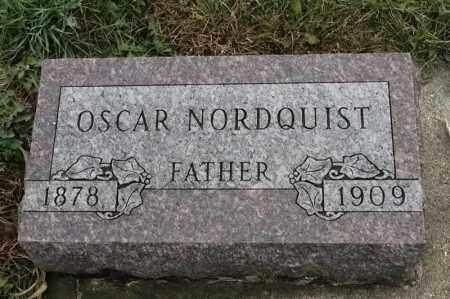 NORDQUIST, OSCAR - Lincoln County, South Dakota | OSCAR NORDQUIST - South Dakota Gravestone Photos