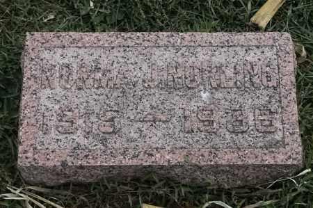 NORLING, NORMA - Lincoln County, South Dakota | NORMA NORLING - South Dakota Gravestone Photos
