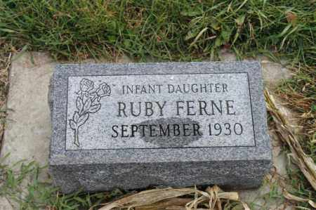 NORLING, RUBY FERNE - Lincoln County, South Dakota | RUBY FERNE NORLING - South Dakota Gravestone Photos