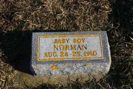 NORMAN, BABY BOY - Lincoln County, South Dakota | BABY BOY NORMAN - South Dakota Gravestone Photos