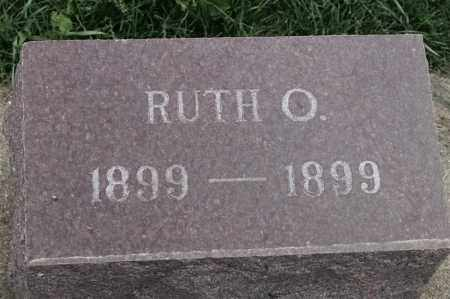 NORMAN, RUTH O - Lincoln County, South Dakota | RUTH O NORMAN - South Dakota Gravestone Photos