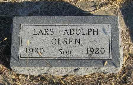 OLSEN, LARS ADOLPH - Lincoln County, South Dakota | LARS ADOLPH OLSEN - South Dakota Gravestone Photos