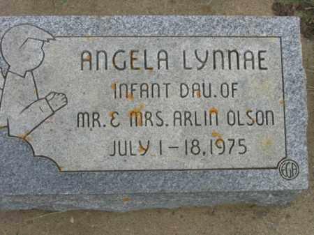 OLSON, ANGELA LYNNAE - Lincoln County, South Dakota | ANGELA LYNNAE OLSON - South Dakota Gravestone Photos