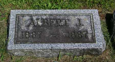 OLSON, ALBERT J - Lincoln County, South Dakota | ALBERT J OLSON - South Dakota Gravestone Photos