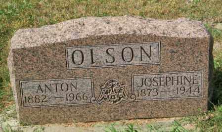 OLSON, ANTON - Lincoln County, South Dakota | ANTON OLSON - South Dakota Gravestone Photos