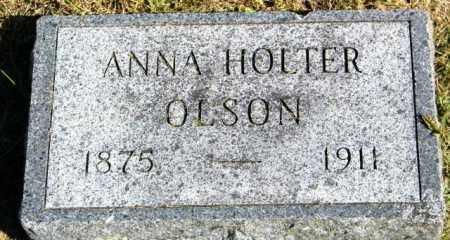 OLSON, ANNA - Lincoln County, South Dakota | ANNA OLSON - South Dakota Gravestone Photos