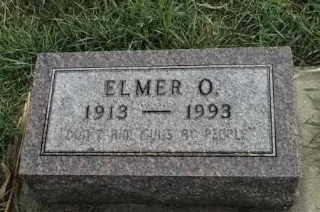 OLSON, ELMER O - Lincoln County, South Dakota | ELMER O OLSON - South Dakota Gravestone Photos