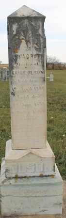 OLSON, EMMA RUTH - Lincoln County, South Dakota | EMMA RUTH OLSON - South Dakota Gravestone Photos