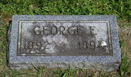OLSON, GEORGE E - Lincoln County, South Dakota | GEORGE E OLSON - South Dakota Gravestone Photos