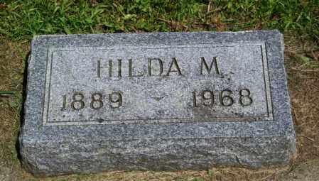 OLSON, HILDA M - Lincoln County, South Dakota   HILDA M OLSON - South Dakota Gravestone Photos